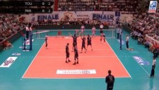 Tours VB - Paris Volley (full match)