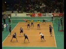 Lokomotiv Belgorod - AZS Olsztyn (full match, CEV Cup 2009)