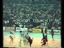 Italy - Cuba (World Championships 1978)