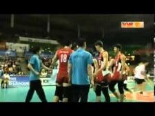 South Korea - Japan (World League 2013, full match)