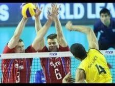 Brazil - Russia (World League 2013, full match)