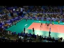 Canada - Brazil (World League 2013, full match)