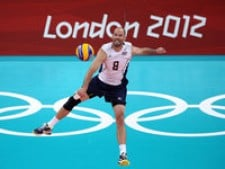 William Priddy in The Olympics 2012