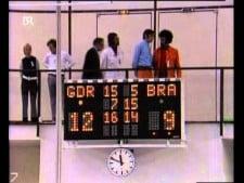 East Germany - Brazil (SET4)