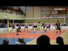 Resovia Rzeszów - MKS MOS Będzin/Bate Borisov (Highlights)