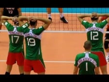 Russia - France and Germany - Bulgaria (Highlights)