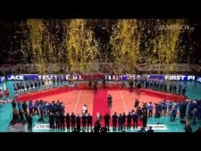 EuroVolley 2013 Decoration