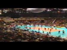 Russia - Brazil (World League 2001, semi-final)