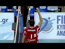 Olympiacos Piraeus - Foinikas Syrou (full match)