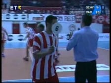 Olympiacos Piraeus - Panathinaikos Athens (full match)