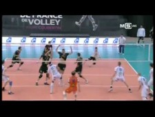 Rennes Volley 35 - Tours VB (full match)