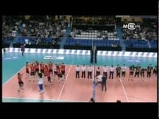 Rennes Volley 35 - Beauvais Oise UC (full match)