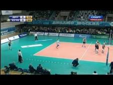 Teodor Todorov 4 blocks in 5 points