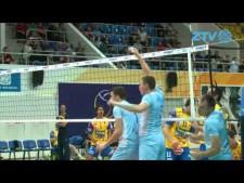 Zenit Kazan - SK Posojilnica AICH/DOB (Highlights)