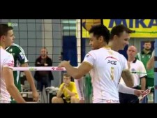 Plusliga 2013/14 3rd week (Highlights)