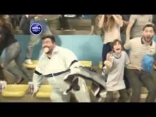 Bruno Rezende in TV commercial (Nivea Men Dry)