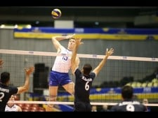 Dmitriy Muserskiy fantastic spike