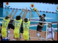 Casa Modena - Trentino Volley (last points)