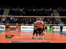 Berlin Volleys - VSG Coburg/Grub (Highlights)
