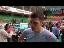 Lokomotiv Novosibirsk - Zenit Kazan (Highlights)