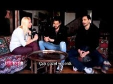 Osmany Juantorena and Matey Kaziyski interview