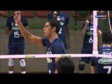 Sada Cruzeiro Volei - Brasil Kirin/Campinas (full match)