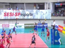 Sesi São Paulo - Funvic/Taubaté (full match)