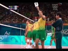 Russia - Brazil (The Olympics 2008, full game)
