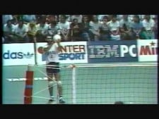 France - Brazil (World Championships 1986)