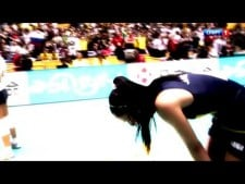 Emotions in Women's Volleyball