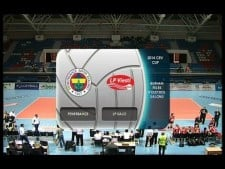 Fenerbahce Istanbul - LP Salo (full match)