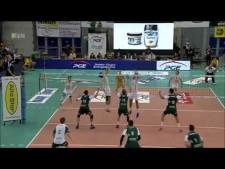 Nicolas Uriarte one-hand set (Skra - Olsztyn)
