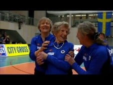 The Optomists (2014 Norweigian Volleyball Movie Trailer)