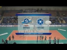 Dinamo Moscow - Dinamo Kazan (full match)