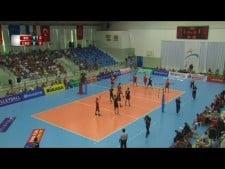 Belgium - Croatia (European League 2013, full match)