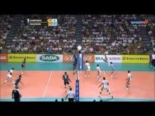 Brasil Kirin/Campinas - Sada Cruzeiro Volei (full match)