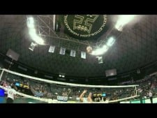 University of Hawaii Men's Volleyball GoPro Action