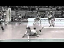 Volleyball Digs in Plusliga 2013/14