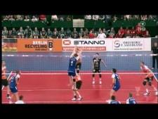 VfB Friedrichshafen - Berlin Volleys (short cut)