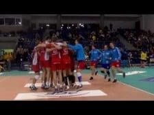Skra Bełchatów - Effector Kielce (Highlights)
