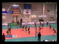 Nizhny Novgorod - Lokomotiv Novosibirsk (full match)