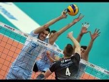 Zenit Kazan - Copra Piacenza (Highlights)