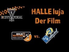 Berlin Volleys documentary (German Cup 2014)