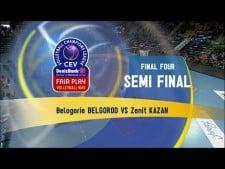 Belogorie Belgorod - Zenit Kazan (full match)