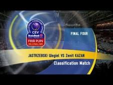 Jastrzębski Węgiel - Zenit Kazan (full match)