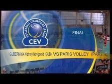 Nizhny Novgorod  - Paris Volley (full game)
