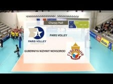 Paris Volley - Nizhny Novgorod (full game)