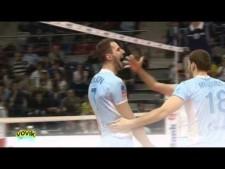 Belogorie Belgorod -  Zenit Kazan (Highlights, 3rd movie)