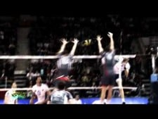 Belogorie Belgorod - Halkbank Ankara (Highlights, 2nd movie)
