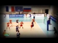 Paris Volley - Nizhny Novgorod  (Highlights)